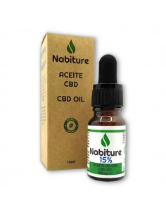 CBD OIL 15% - 10ml